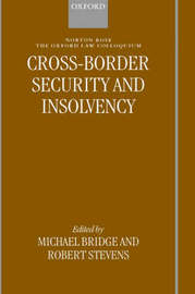Cross-border Security and Insolvency