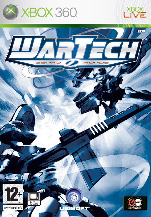 WarTech: Senko No Ronde for Xbox 360 image