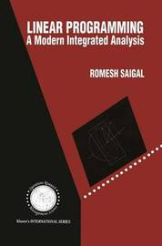 Linear Programming by Romesh Saigal