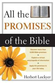All the Promises of the Bible by Herbert Lockyer image