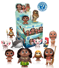 Disney: Moana - Mystery Minis (Blind Box)