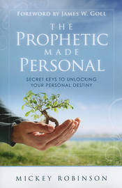 Prophetic Made Personal by Mickey Robinson image