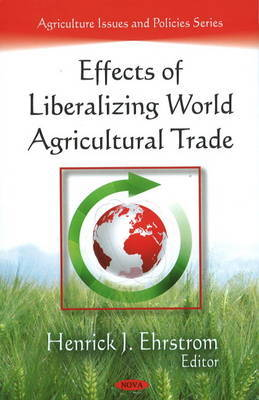 Effects of Liberalizing World Agricultural Trade image