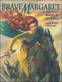 Brave Margaret by Robert D.San Souci image