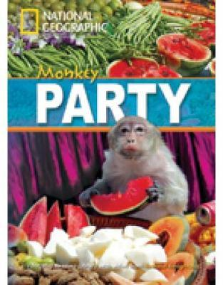 Monkey Party by Rob Waring