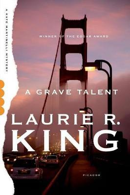 A Grave Talent by Laurie R King image