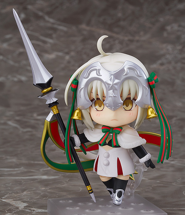 Fate/Grand Order: Nendoroid Jeanne d'Arc Alter (Santa Lily Ver.) - Articulated Figure image