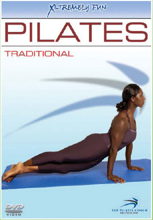 Pilates - Traditional on DVD image