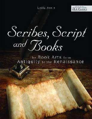 Scribes, Script and Books by Leila Avrin image