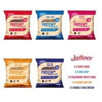 Justine's Protein Cookies - Assortment (Box of 12) image