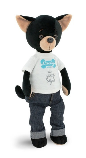 "Lucky Doggy: Lucky Buzz (In Your Style) - 17"" Plush Doll"