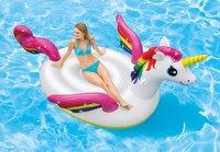 "Intex: Mega Unicorn Island - Inflatable Lounger (113"" x 76) image"