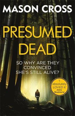 Presumed Dead by Mason Cross image
