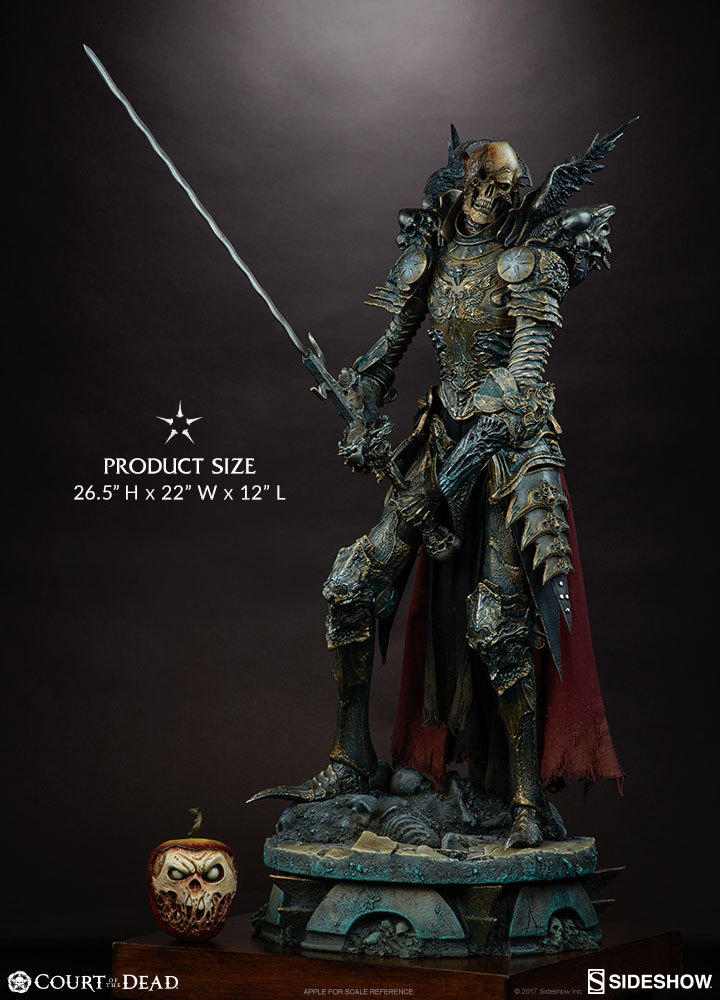 Court of the Dead - Mortighull: Risen Reaper General - Premium Format Figure image