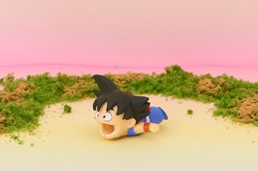Cable Bite: Dragonball Super 07 Goku - Childfood image