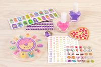 Make It Real: Glitter Girls Nail Party - Craft Kit