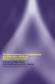 Mainstreaming Complementary and Alternative Medicine image