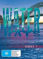 Water Rats - Series 7: Part 1 (3 Disc Set) on DVD