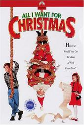All I Want For Christmas on DVD