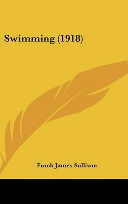 Swimming (1918) by Frank James Sullivan image