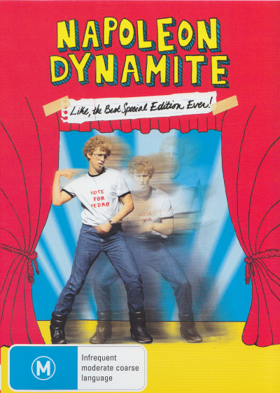 Napoleon Dynamite - Like, The Best Special Edition, Ever! (2 Disc) on DVD image