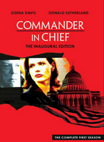 Commander In Chief - The Inaugural Edition: Complete Season 1 (5 Disc Box Set) on DVD