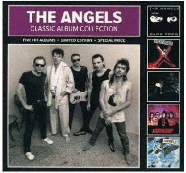 Classic Album Collection by The Angels