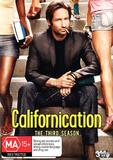 Californication - The 3rd Season on DVD