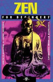 ZEN for Beginners by Judith Blackstone image