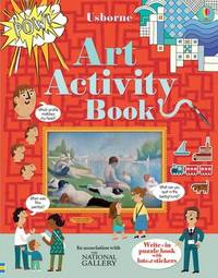 Art Activity Book by Rosie Dickins