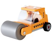 Hape: Steam 'N Roll - Wooden Vehicle