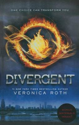 Divergent by Veronica Roth image