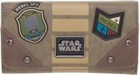 Rogue One - Rebels - Flap Wallet
