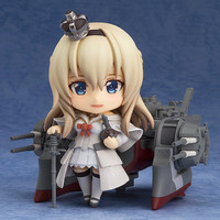 Kantai Collection: Nendoroid Warspite - Articulated Figure