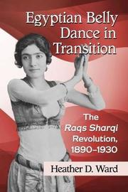 Egyptian Belly Dance in Transition by Heather D. Ward image