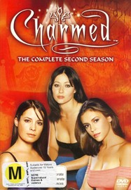 Charmed - Complete 2nd Season (6 Disc Set) on DVD image