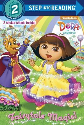 Fairytale Magic (Dora the Explorer) by Kristen L Depken image