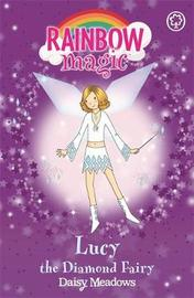 Lucy the Diamond Fairy (Rainbow Magic #28 - Jewel Fairies series) by Daisy Meadows