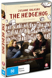 The Hedgehog on DVD