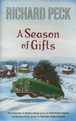 A Season of Gifts by Richard Peck image