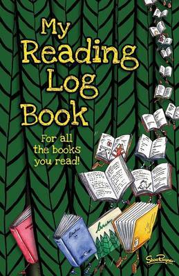 My Reading Log Book by Shoo Rayner