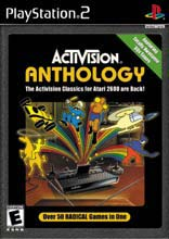 Activision Anthology for PS2