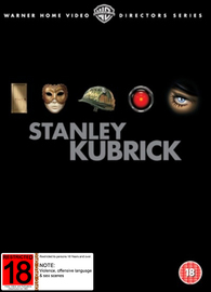 Stanley Kubrick Visionary Filmmaker Collection on DVD