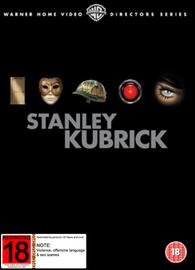 Stanley Kubrick Visionary Filmmaker Collection on DVD