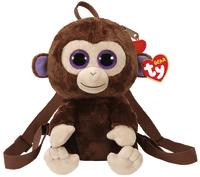 Ty Gear: Coconut Monkey - Plush Back Pack