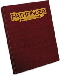 Pathfinder Playtest Rulebook Deluxe Hardcover by Jason Bulmahn