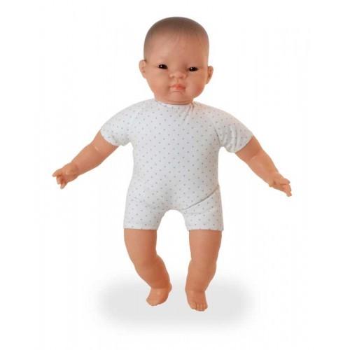 Miniland: Soft Bodied Doll - Asian (40cm)