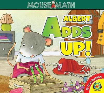 Albert Adds Up! by Eleanor May image