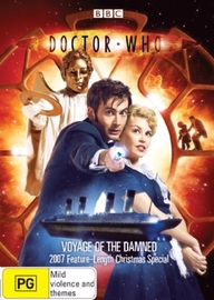 Doctor Who: The Voyage of the Damned on DVD