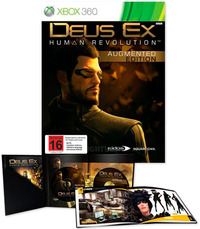 Deus Ex: Human Revolution Augmented Edition for Xbox 360